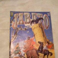 Cómics: JABATO Nº 28 - MORDENIUS, EL MAGO. Lote 157764690