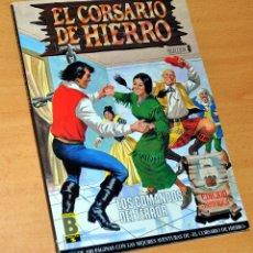 Cómics: TOMO Nº 8 - EL CORSARIO DE HIERRO - SELECCIÓN EDICIÓN HISTÓRICA - EDICIONES B - AÑO 1987.. Lote 158291934
