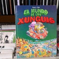 Cómics: EL MUNDO DE LOS XUNGUIS' (RAMIS, CERA). Lote 158584606