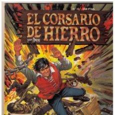 Cómics: EL CORSARIO DE HIERRO Nº 32 ED. HISTORICA (ED. B). Lote 158654926