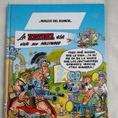 Cómics: MORTADELO Y FILEMON MAGOS DEL HUMOR TAPA DURA 1998. Lote 158703154