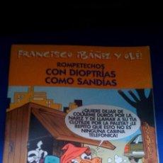 Cómics: ROMPETECHOS - CON DIOPTRIAS COMO SANDIAS. Lote 158726898