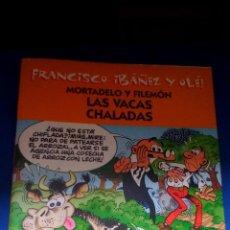 Cómics: MORTADELO Y FILEMON - LAS VACAS CHALADAS. Lote 158727406