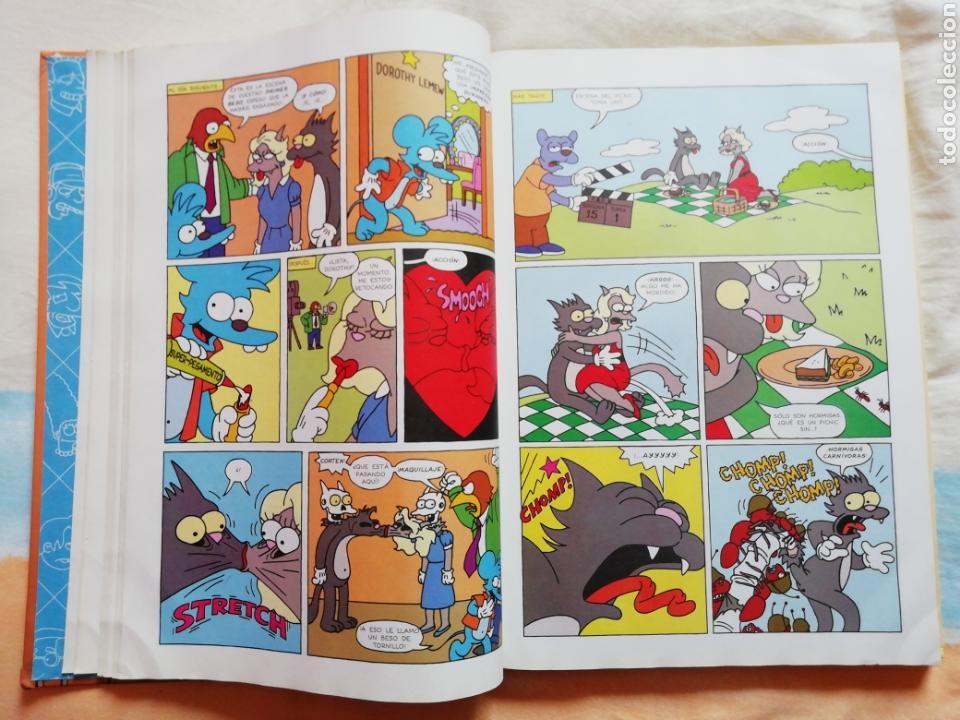 Cómics: Comic Super Simpson Nº 2 - Foto 2 - 159044704