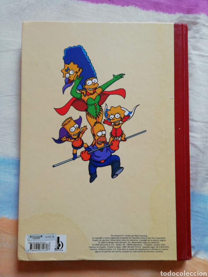 Cómics: Comic Super Simpson Nº 2 - Foto 4 - 159044704