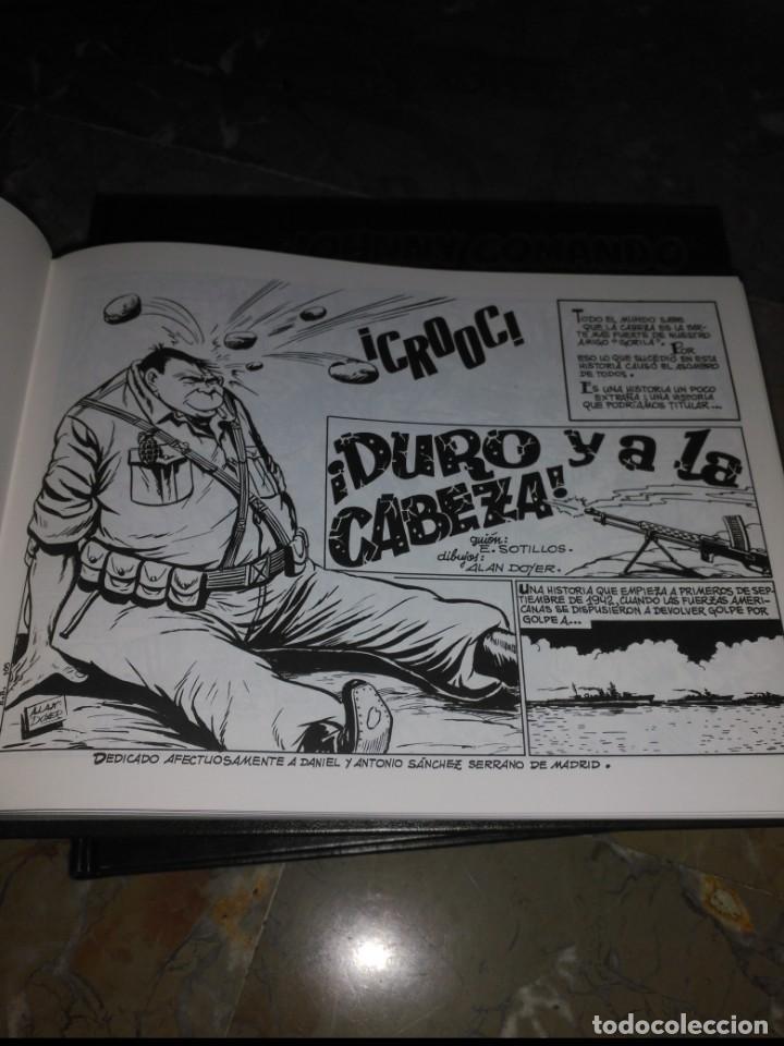 Cómics: Johnny Comando y Gorila. Colección Completa 5 TOMOS Tapa Dura - Foto 3 - 159123134
