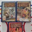 Cómics: EL CORSARIO DE HIERRO (EDICION HISTORICA), LOTE DE 41 NUMEROS ENCUADERNADOS (EDICIONES B 1987). Lote 159664198
