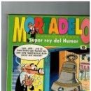 Cómics: MORTADELO -SUPER REY DEL HUMOR- Nº 10.CON EXTRA 58 + EXTRA VERANO 55 ZIPI Y ZAPE + TBO 57.. Lote 159704314