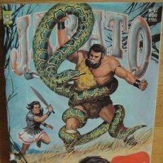 Cómics: JABATO Nº 82 EDICION HISTORICA.VICTOR MORA.EDICIONES B.1987.. Lote 159868298