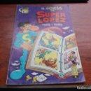 Cómics: EL GENESIS DE SUPER LÓPEZ 1973-1975. JAN. SL.13 EDICIONES B 1ª ED. JULIO 1.989. Lote 160278630