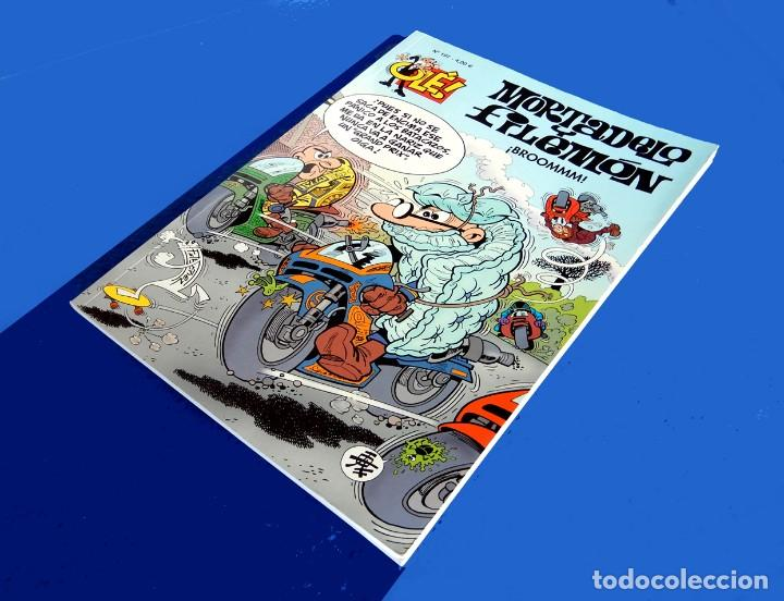 Cómics: OLÉ Nº 197, MORTADELO Y FILEMÓN - EDICIONES B, 1ª EDICIÓN 2014, - F. IBÁÑEZ - ORIGINAL - NUEVO - Foto 2 - 160301178