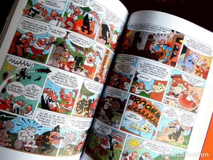Cómics: OLÉ Nº 197, MORTADELO Y FILEMÓN - EDICIONES B, 1ª EDICIÓN 2014, - F. IBÁÑEZ - ORIGINAL - NUEVO - Foto 4 - 160301178