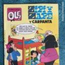 Cómics: COLECCION OLE - ZIPI Y ZAPE Y CARPANTA Nº 255-Z 14 - EDICIONES B - AÑO 1987. Lote 160483422