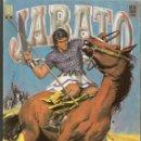 Cómics: EL JABATO - Nº 12 - EDICION HISTORICA - EDICIONES B - 1987 -. Lote 160681294