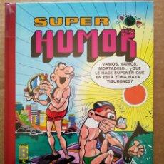 Comics - Súper Humor volumen 58 (Ediciones B, 1989). - 160813240
