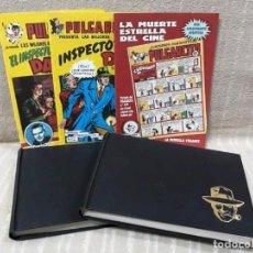 Cómics: EL INSPECTOR DAN - COMPLETA EN DOS TOMOS + 3 ALMANAQUES - REEDICIÓN. Lote 160984854