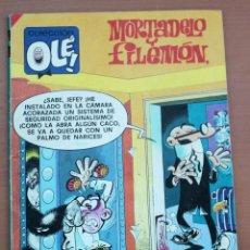 Cómics: TEBEO MORTADELO Y FILEMÓN. Lote 161088530