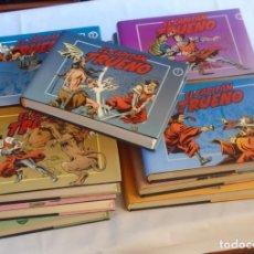 Cómics: EL CAPITÁN TRUENO - EDICIONES B / COLECCIÓN COMPLETA (618 NÚMEROS ENCUADERNADOS EN 13 TOMOS). Lote 161322058