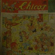 Cómics: CHICOS AÑOS 40. Lote 161419382