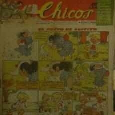 Cómics: CHICOS AÑOS 40. Lote 161419486