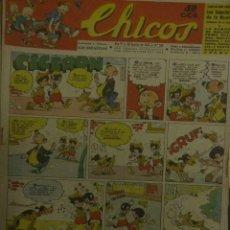 Cómics: CHICOS AÑOS 40. Lote 161419590