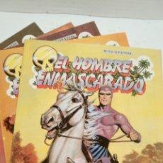 Cómics: EL HOMBRE ENMASCARADO, LOTE DE 5, SUELTOS A 1,95 €.. Lote 161457569