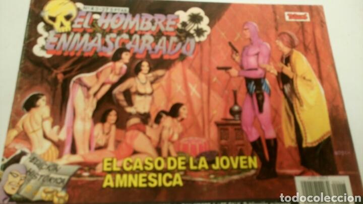 EL HOMBRE ENMASCARADO, LOTE DE 21, SUELTOS A 1 €. (Tebeos y Comics - Ediciones B - Otros)