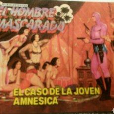 Cómics: EL HOMBRE ENMASCARADO, LOTE DE 21, SUELTOS A 1 €.. Lote 161458758