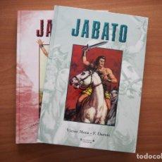 Cómics: JABATO - TOMOS 1 Y 2 - VÍCTOR MORA & FRANCISCO DARNÍS. Lote 161494318