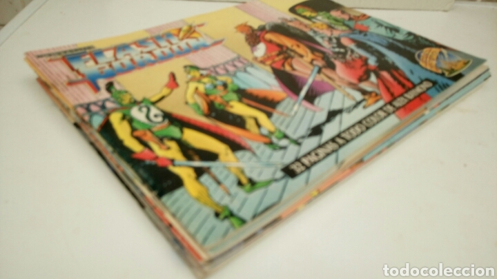 Cómics: Flash Gordon, de Alex Raymond, lote de 5, sueltos a 1,95 €. - Foto 2 - 189825427