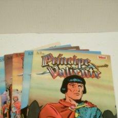 Cómics: PRINCIPE VALIENTE, LOTE DE 6 NUMEROS, SUELTOS A 1,95 €.. Lote 161774134