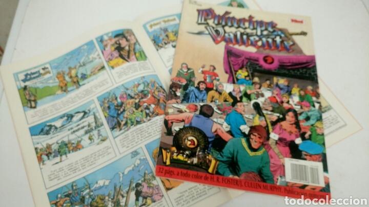 Cómics: Principe Valiente, lote de 6 numeros, sueltos a 1,95 €. - Foto 5 - 161774134