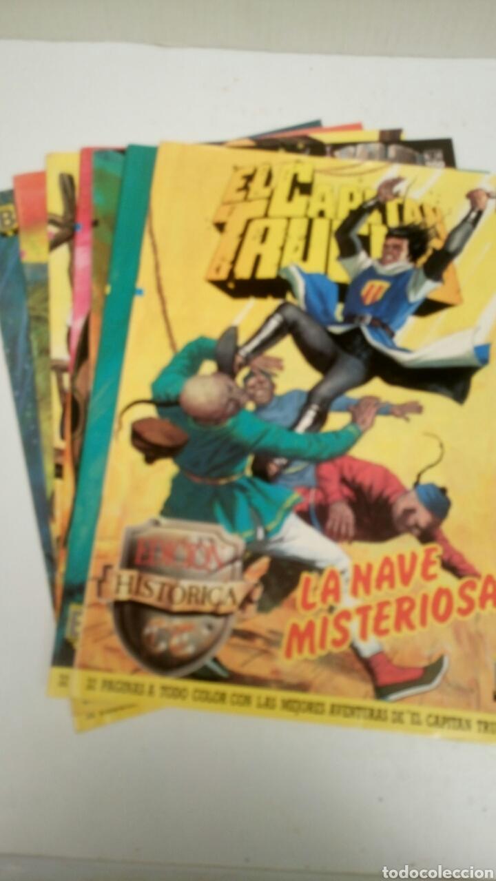 EL CAPITAN TRUENO, LOTE DE 7 NUMS. SUELTOS A 1,95 €. (Tebeos y Comics - Ediciones B - Otros)