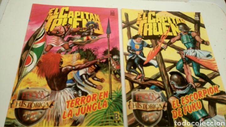 Cómics: El Capitan Trueno, lote de 7 nums. Sueltos a 1,95 €. - Foto 3 - 161776949
