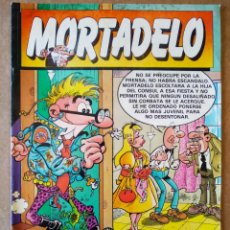 Cómics: REVISTA MORTADELO N°1 (EDICIONES B, 1987).. Lote 162187964