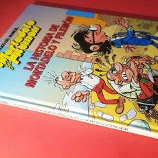 Comics : CASI EXCELENTE ESTADO MORTADELO Y FILEMON LA HISTORIA DE MORTADELO Y FILEMON MAGOS DEL HUMOR. Lote 163353926