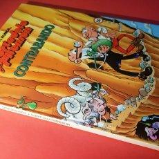 Comics : CASI EXCELENTE ESTADO MORTADELO Y FILEMON CONTRABADO MAGOS DEL HUMOR CIRCULO DE LECTORES. Lote 163356450