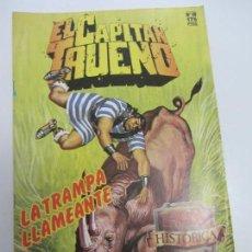 Comics : EL CAPITAN TRUENO - Nº 60 EDICIÓN HISTÓRICA - EDICIONES B MUCHOS MAS A LA VENTA PIDE FALTAS CS171. Lote 163591530