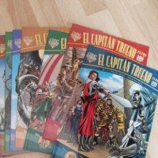Cómics: LOTE CAPITAN TRUENO EDICIONES B. Lote 163970394