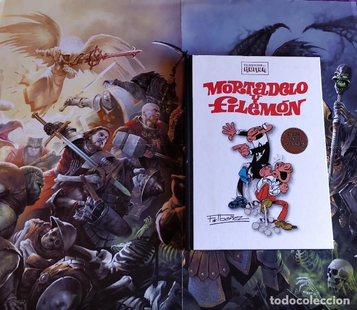 ESPECIAL COLECCIONISTA MORTADELO Y FILEMON VOLUMEN I CLASICOS DEL HUMOR; TAPA DURA RBA (Tebeos y Comics - Ediciones B - Humor)