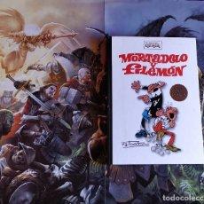 Cómics: ESPECIAL COLECCIONISTA MORTADELO Y FILEMON VOLUMEN I CLASICOS DEL HUMOR; TAPA DURA. Lote 164075689
