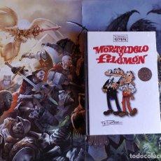 Cómics: ESPECIAL COLECCIONISTA MORTADELO Y FILEMON VOLUMEN II CLASICOS DEL HUMOR; TAPA DURA. Lote 174012430