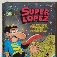 Comics - Super Lopez #15 (Ediciones B, 1989) - 164116050