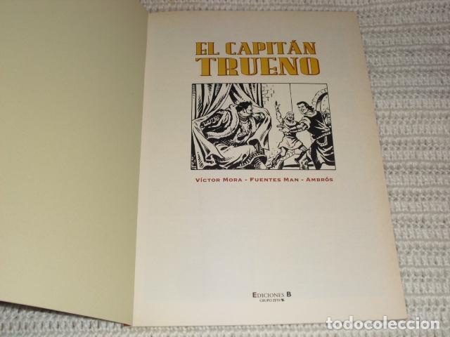 Cómics: EL CAPITAN TRUENO- V.MORA. FUENTES MAN. - 3 EJEMPLARES NUMS. 3 - 12 - 23 - - Foto 7 - 164274398
