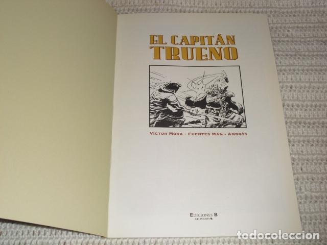 Cómics: EL CAPITAN TRUENO- V.MORA. FUENTES MAN. - 3 EJEMPLARES NUMS. 3 - 12 - 23 - - Foto 12 - 164274398