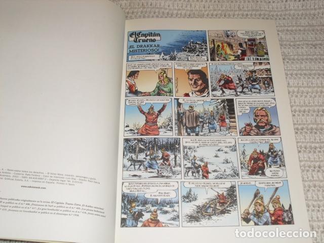 Cómics: EL CAPITAN TRUENO- V.MORA. FUENTES MAN. - 3 EJEMPLARES NUMS. 3 - 12 - 23 - - Foto 13 - 164274398