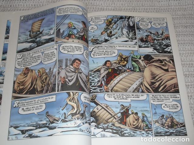 Cómics: EL CAPITAN TRUENO- V.MORA. FUENTES MAN. - 3 EJEMPLARES NUMS. 3 - 12 - 23 - - Foto 15 - 164274398
