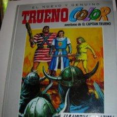 Cómics: EL NUEVO Y GENUINO TRUENO COLOR / EL CAPITAN TRUENO / LA HORDA DE KARIM. Lote 164806086