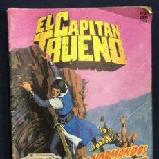 Cómics: EL CAPITAN TRUENE 3 COMICS. Lote 164901842