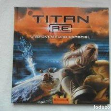 Cómics: TITAN A.E. UNA AVENTURA ESPACIAL. EDICIONES B. Lote 164927798
